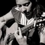 Gabriela Quintero w Acoustic Guitar