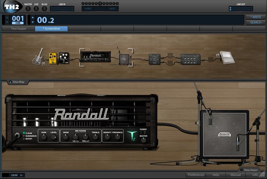 overloud intros th2 virtual guitar effect for mac windows. Black Bedroom Furniture Sets. Home Design Ideas