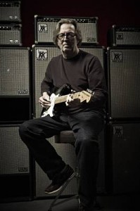 Eric Clapton Guitar Auction
