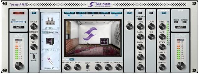 free guitar amp simulator